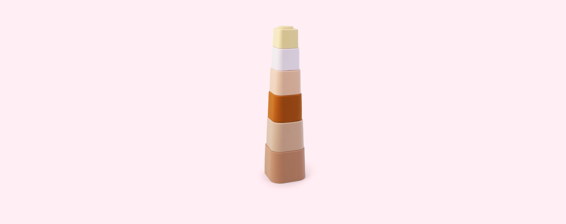 Rose Multi Mix Liewood Zuzu Stacking Cups
