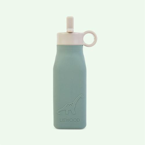 Dino Peppermint Liewood Warren Bottle