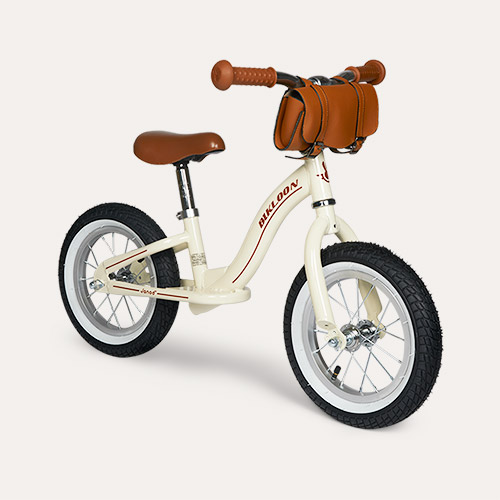 Grey Janod Vintage Metal Bikloon Balance Bike