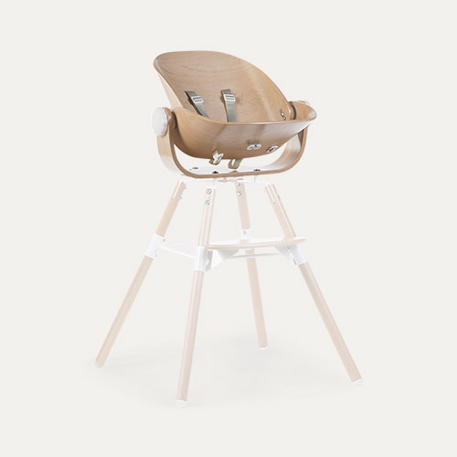 White Childhome Evolu Newborn Seat