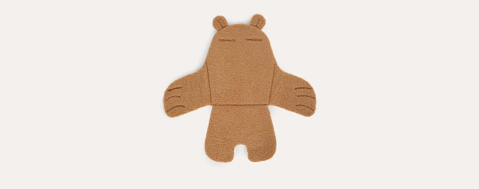 Brown Childhome Evolu Highchair Seat Cover Teddy