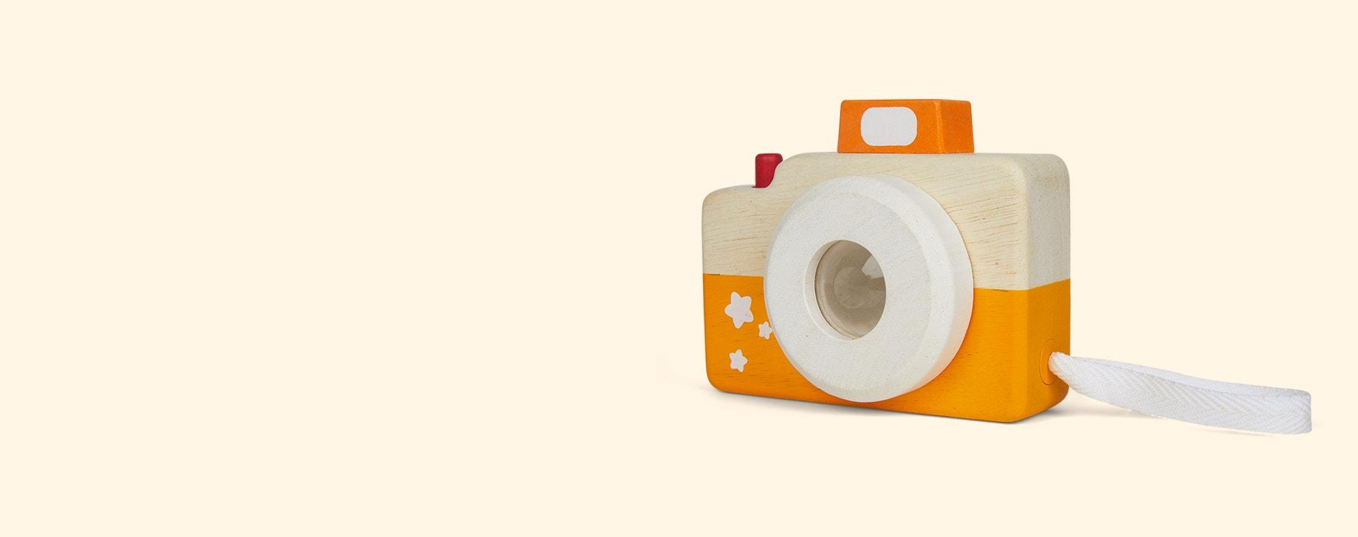 Neutral Le Toy Van Camera