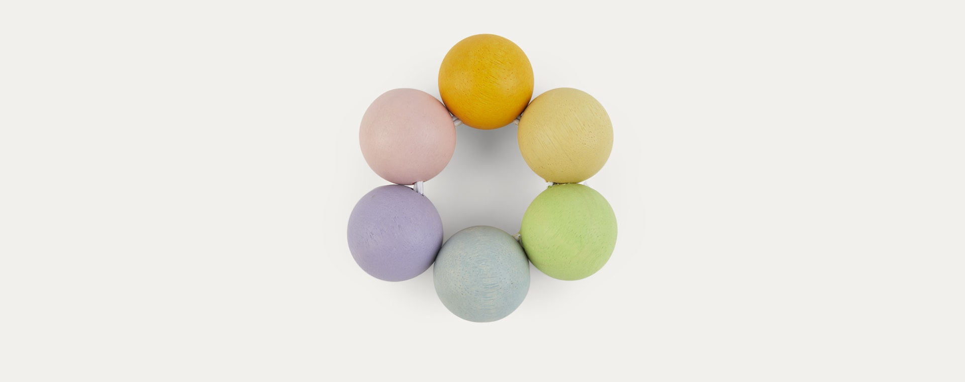 Multi Le Toy Van Teething Beads
