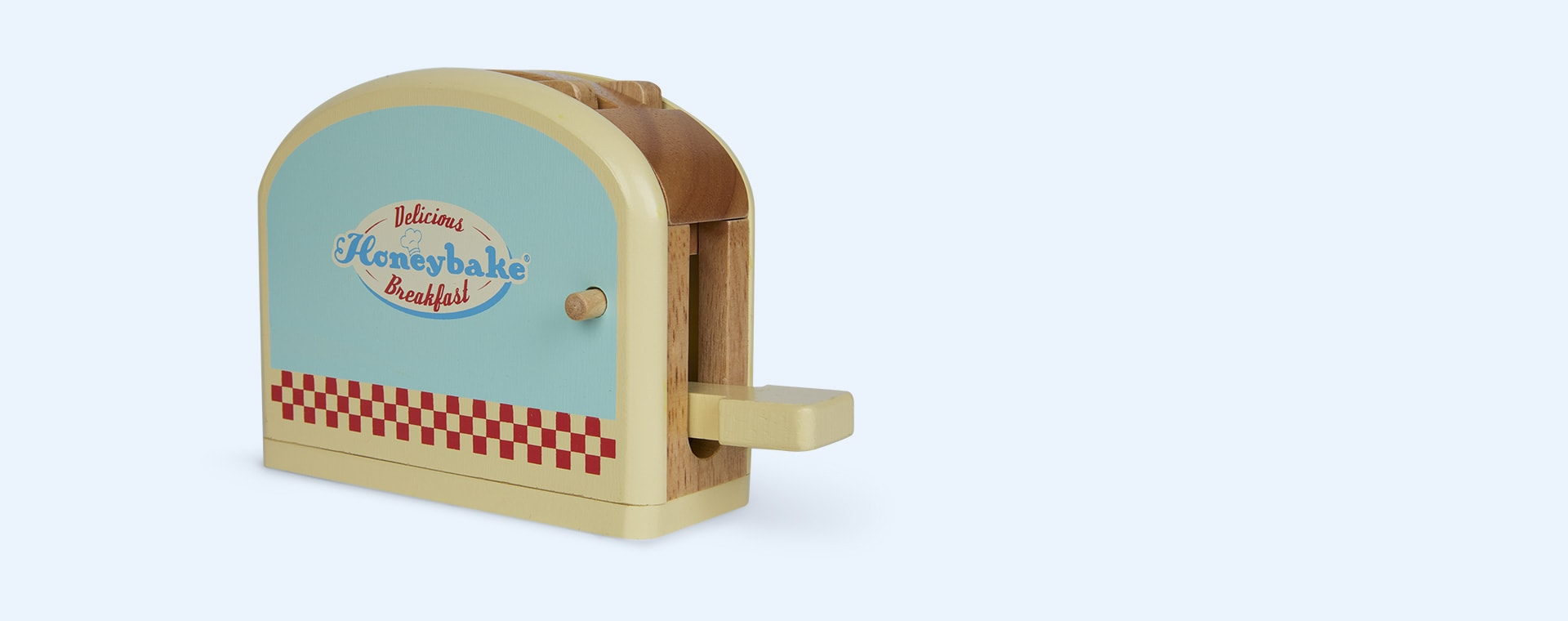 Multi Le Toy Van Toaster Breakfast Set