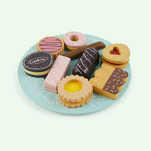 Multi Le Toy Van Biscuit Set