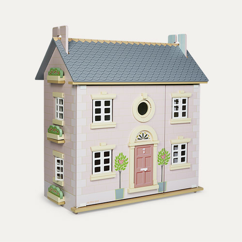 Pink Le Toy Van Bay Tree Doll House