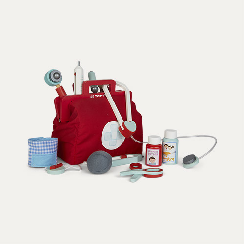 Red Le Toy Van Doctors Kit