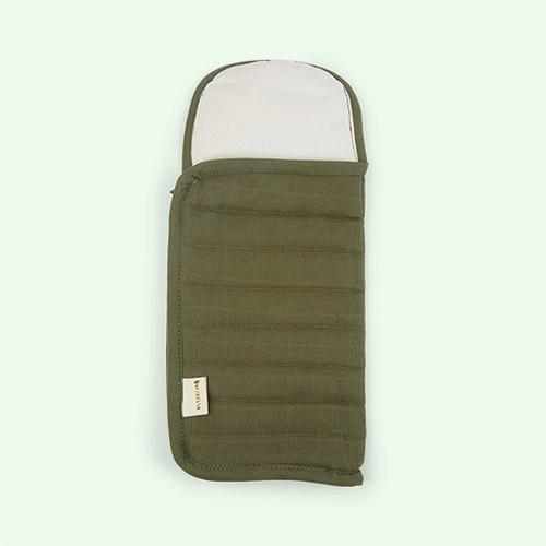 Olive Fabelab Doll Sleeping Bag
