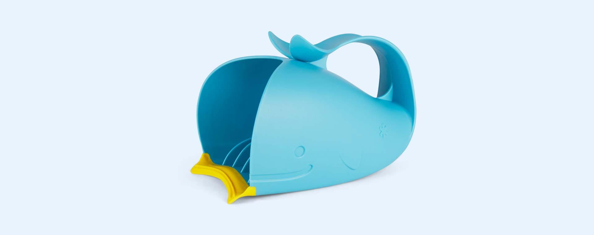 Blue Skip Hop Moby Bath Rinser