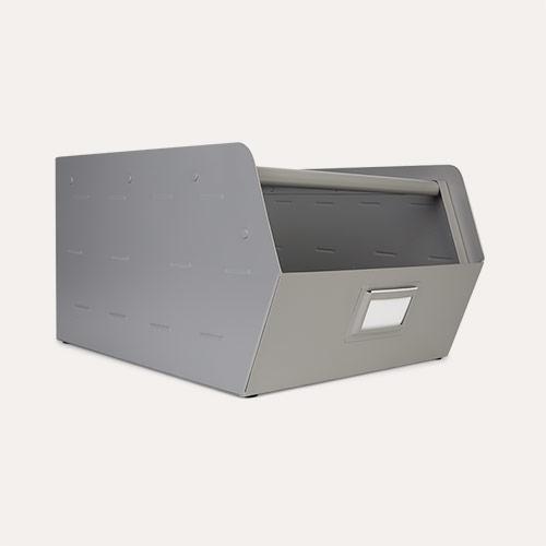 Silver Kids Depot Metal Storage Box