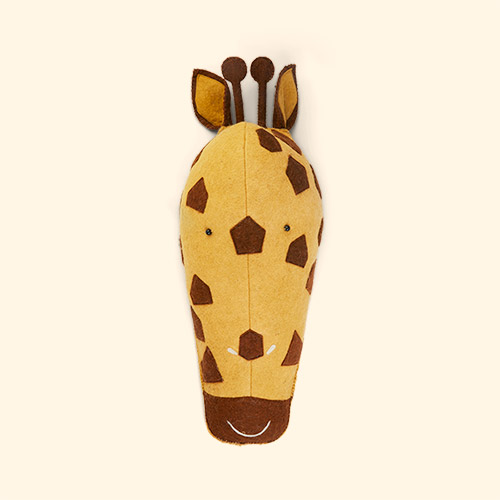 Giraffe Kids Depot Animal Head Wall Decor