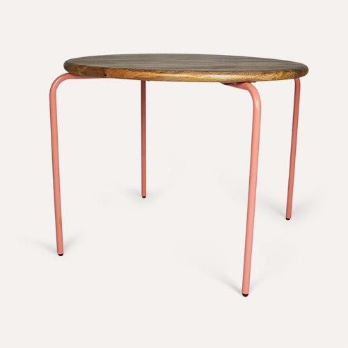 Pink Kids Depot Circle Play Table