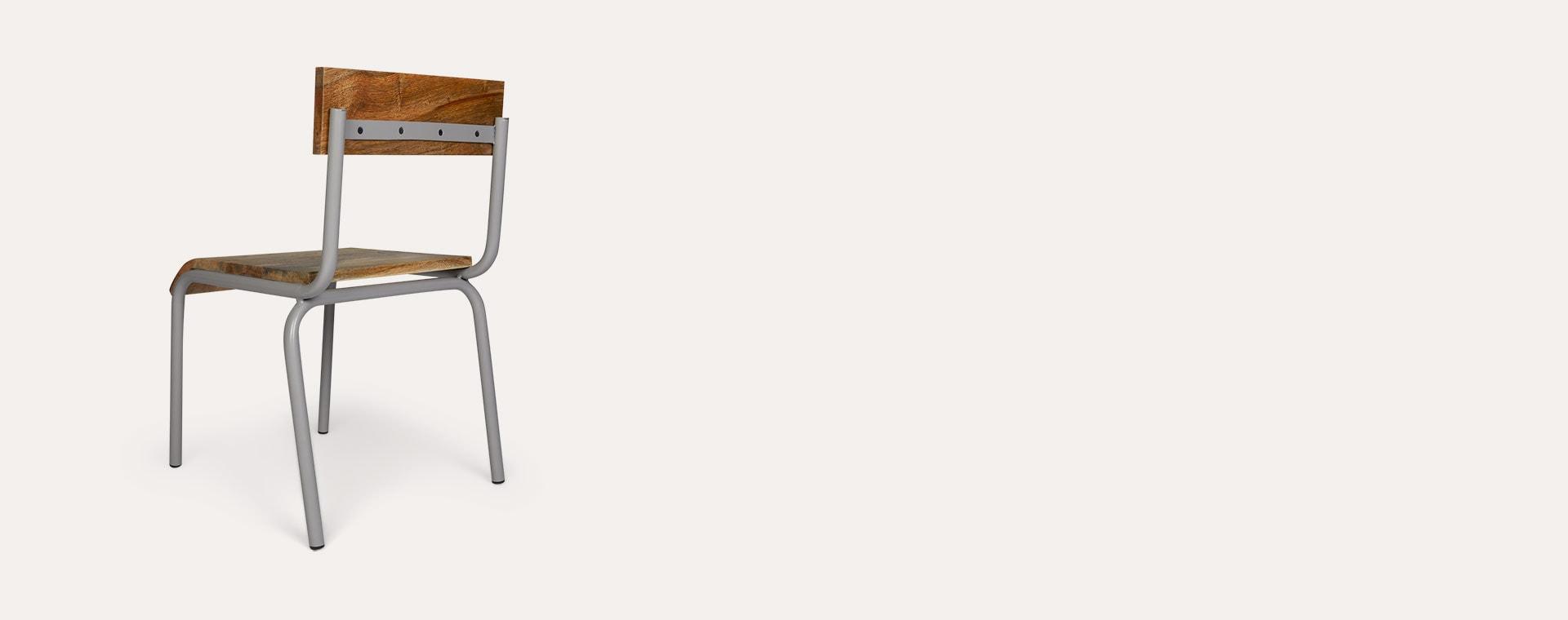Grey Kids Depot Original Chair Set of 2