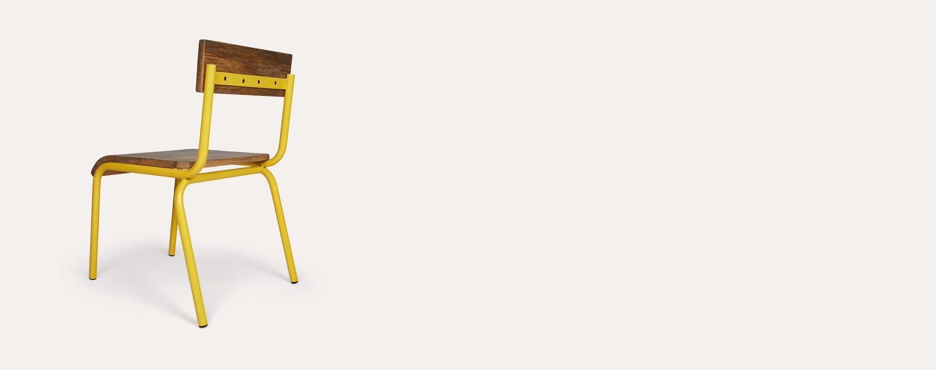 Yellow Kids Depot Original Chair Set of 2