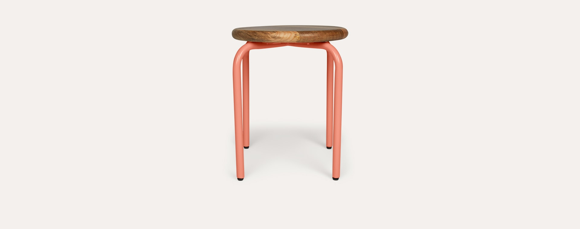 Pink Kids Depot Circle Stool Set of 2
