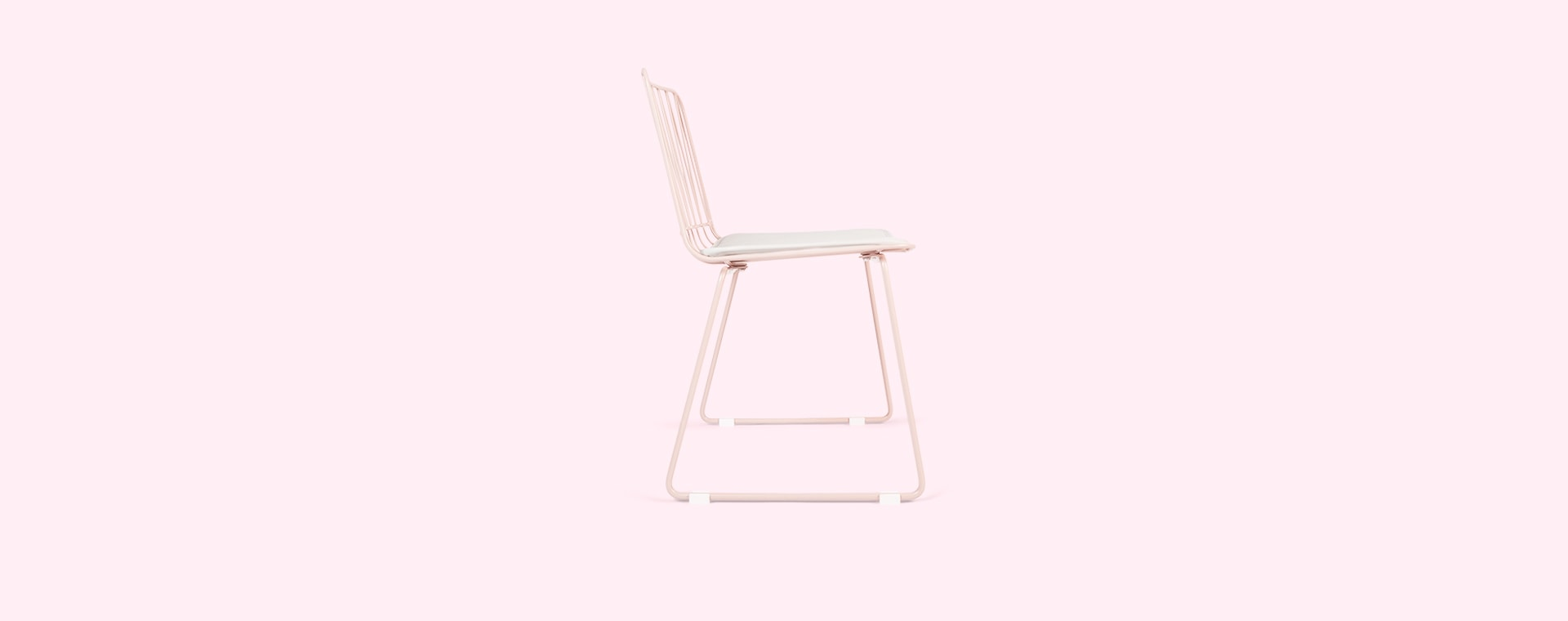 Pink Kids Depot Metal Chair Set of 2
