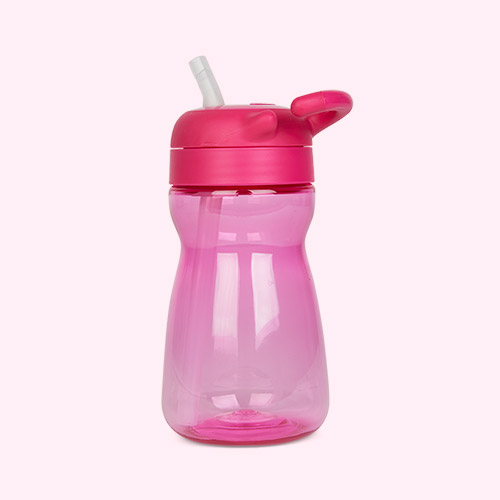 Raspberry Oxo Tot Adventure Water Bottle