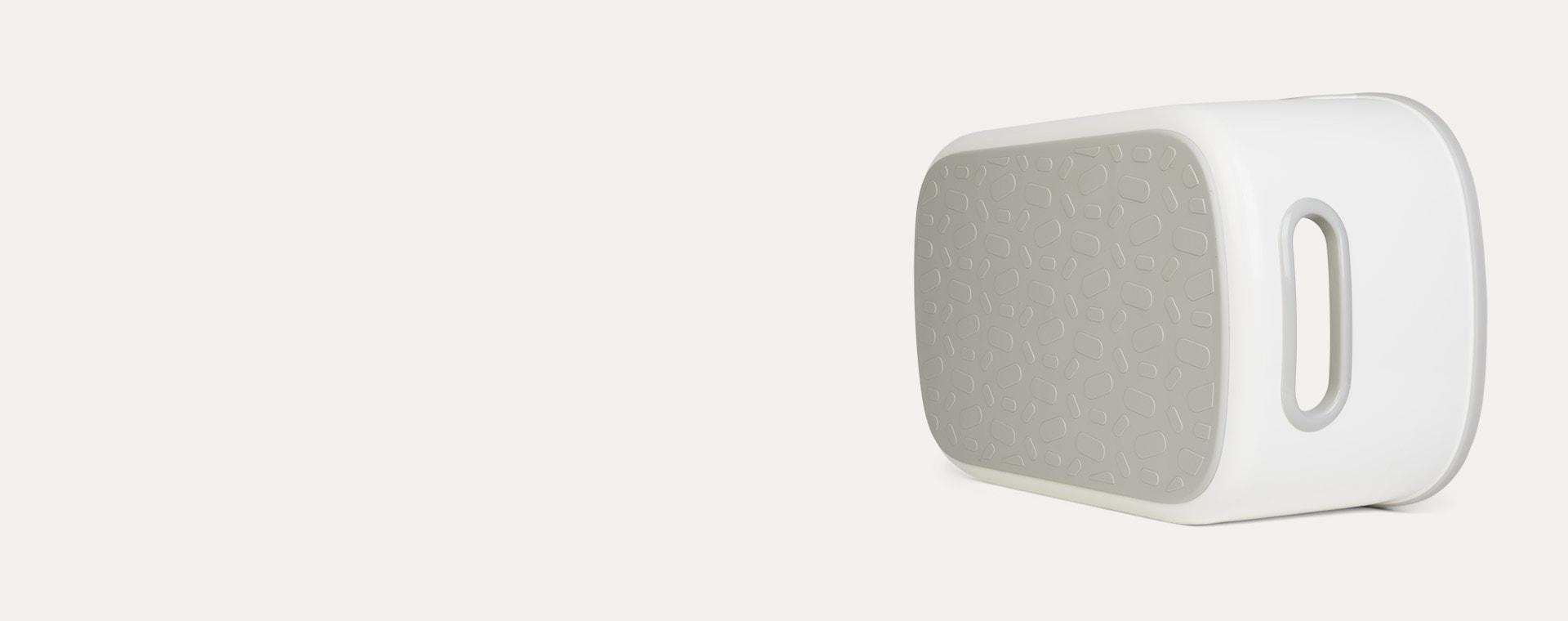 White/Grey OXO Tot Step Stool