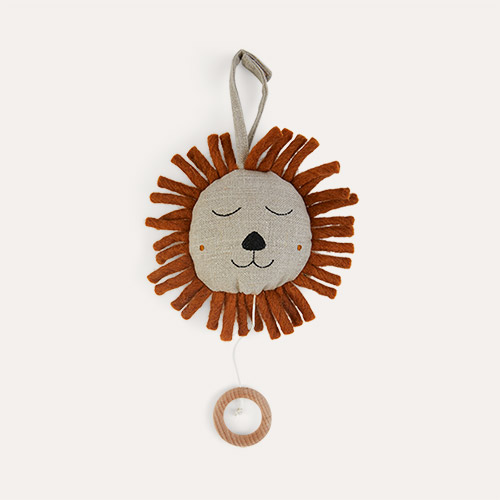 Neutral Ferm Living Lion Music Mobile
