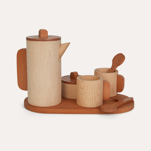 Neutral Ferm Living Toro Tea Set