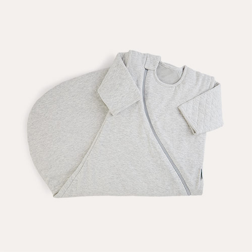 Minimal Grey PurFlo Baby Sleep Bag 2.5 Tog