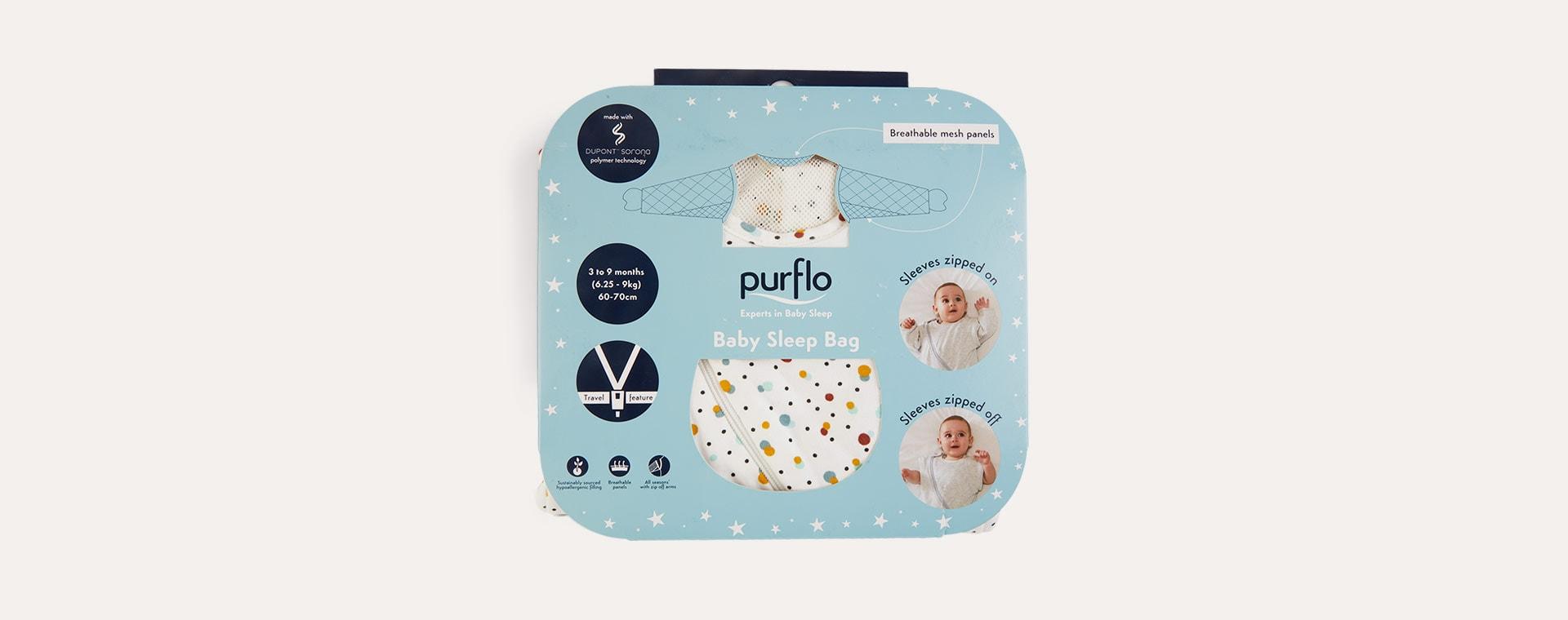 Scandi Spot PurFlo Baby Sleep Bag 2.5 Tog