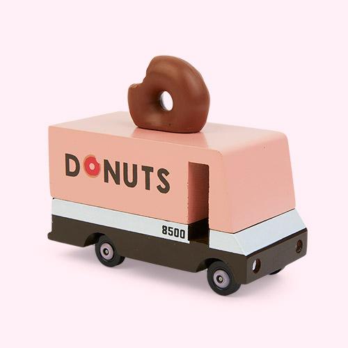 Pink Candylab Donut Van