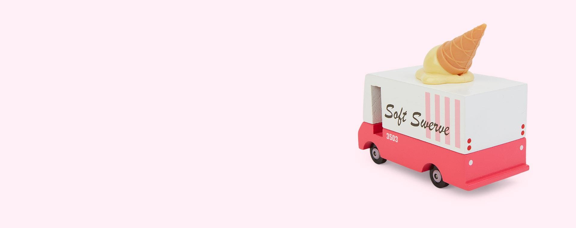 Multi Candylab Ice Cream Van