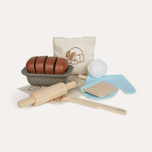Multi Plan Toys Bread Loaf Set