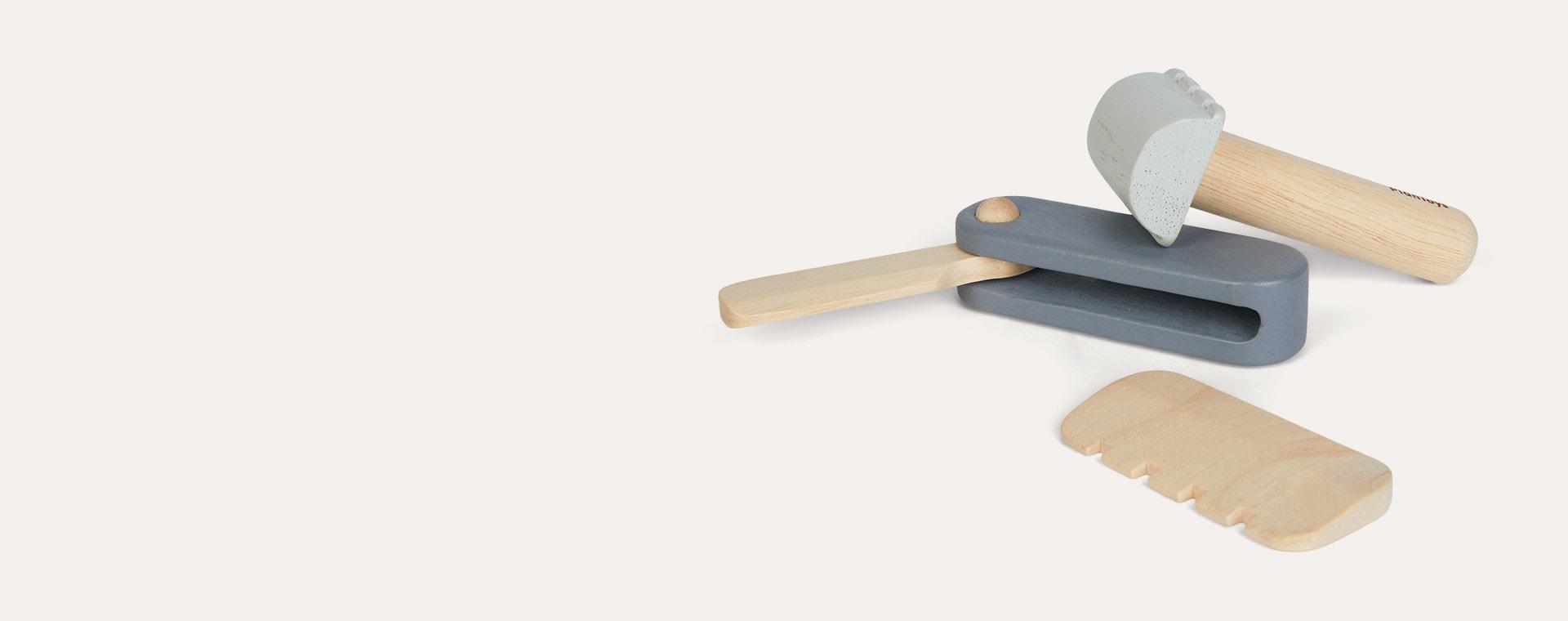 Multi Plan Toys Shave Set