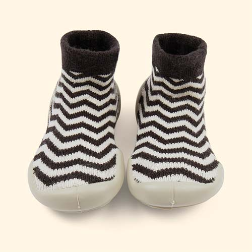 Zig Zag Collegien Slipper Socks