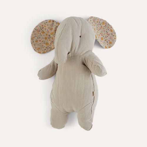 Grey Maileg Elephant Safari Friends