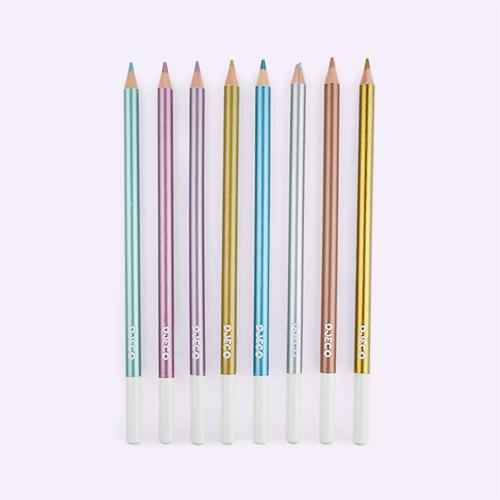 Multi Djeco 8 Metallic Pencils