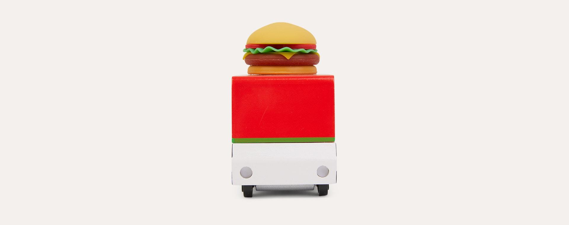 Multi Candylab Burger Van