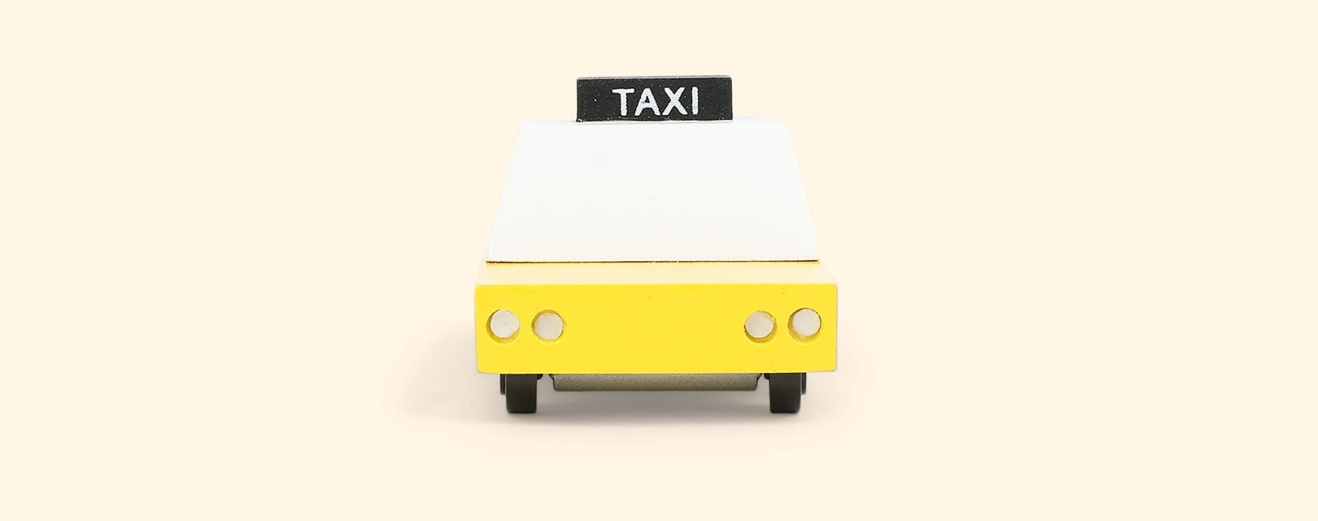 Yellow Candylab Yellow Taxi