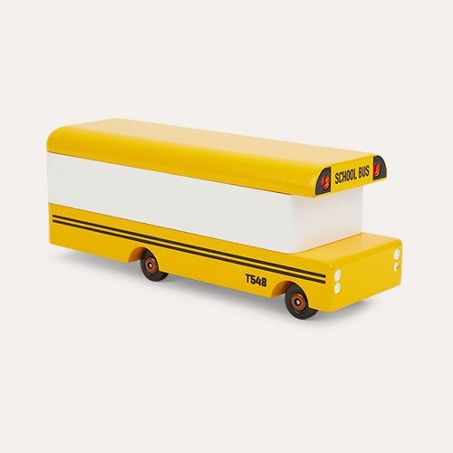 Yellow Candylab School Bus