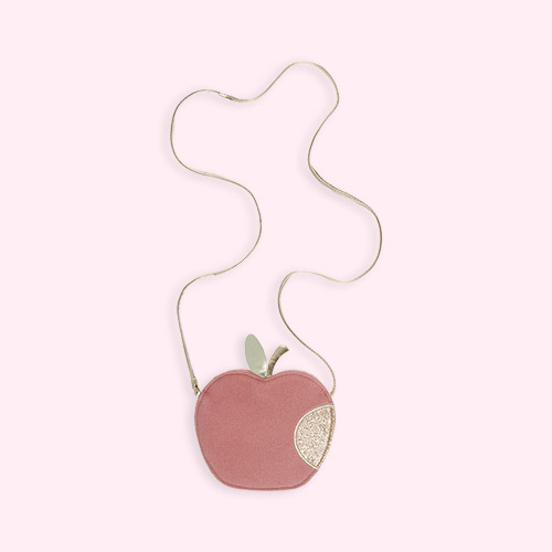 Pink Mimi & Lula Apple Bag