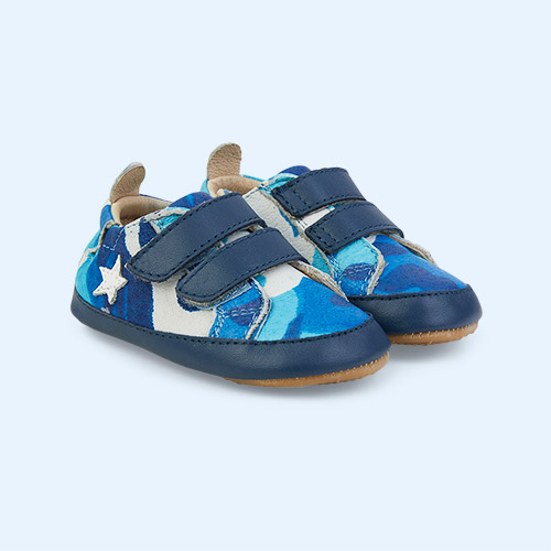 Sky Camo/Jeans/Snow old soles Star Market
