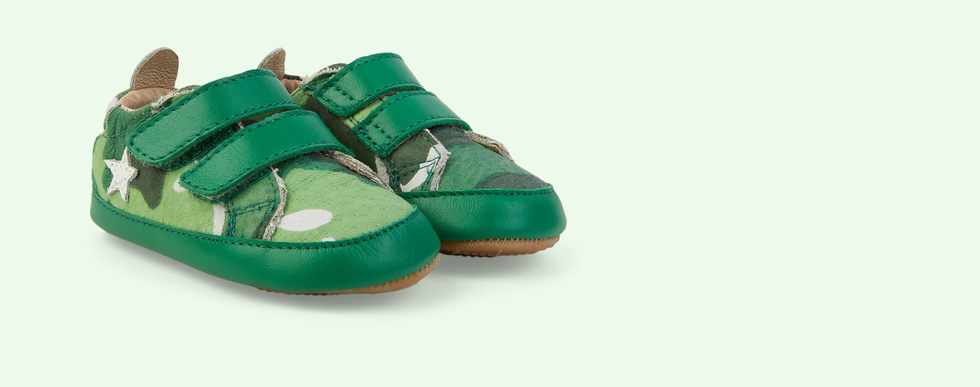 Field Camo/Green/Snow old soles Star Market