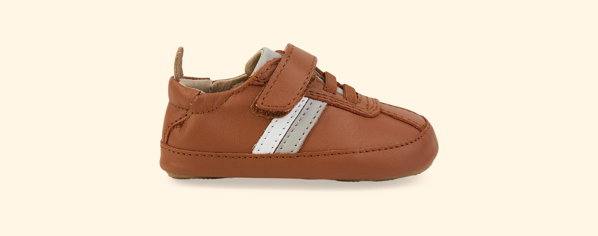 Tan/Snow/Gris old soles Rework Shoe