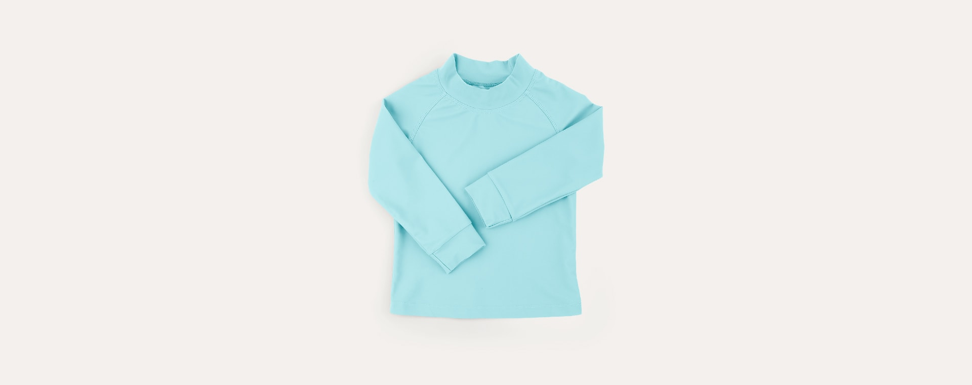Aqua KIDLY Label Recycled Rash Vest