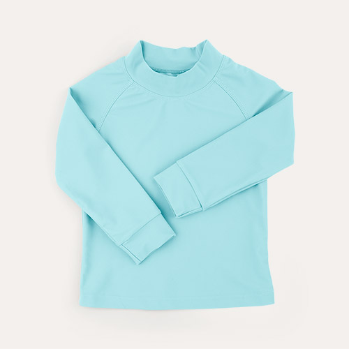Aqua KIDLY Label Recycled Rash Vest