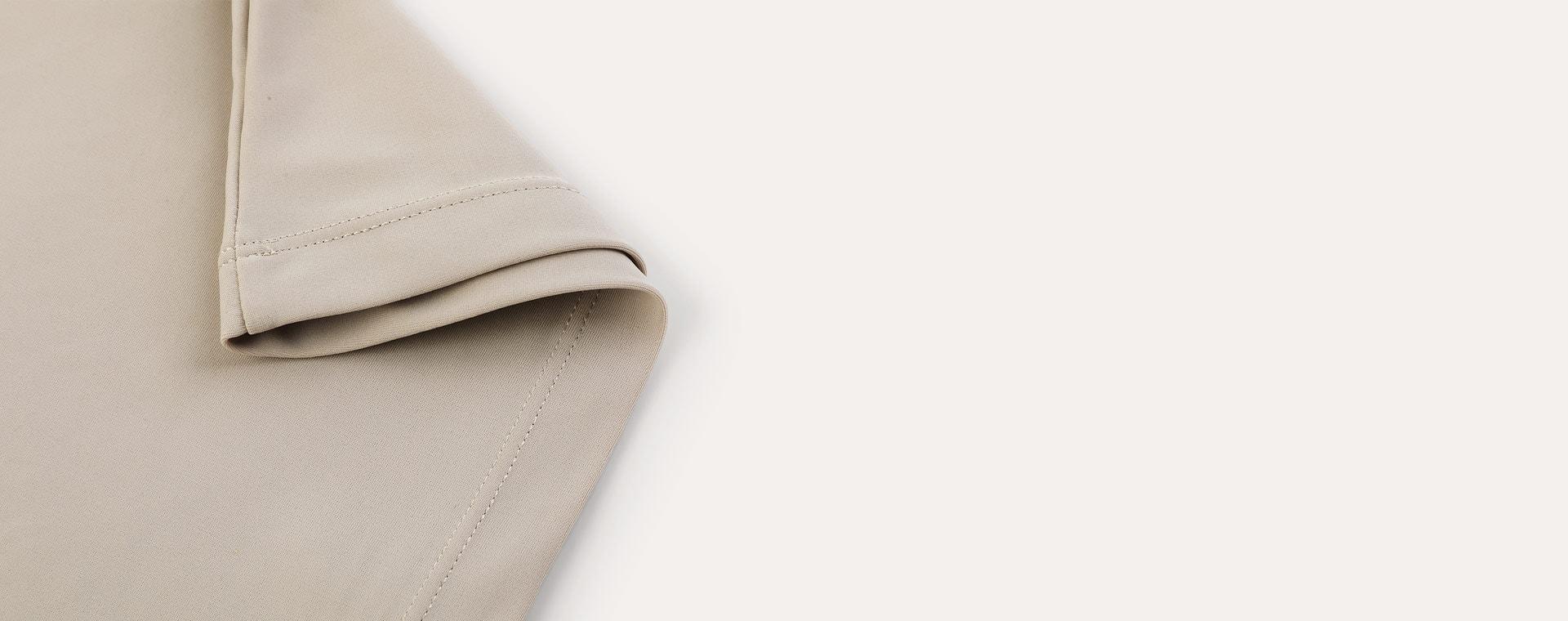 Stone KIDLY Label Recycled Rash Vest