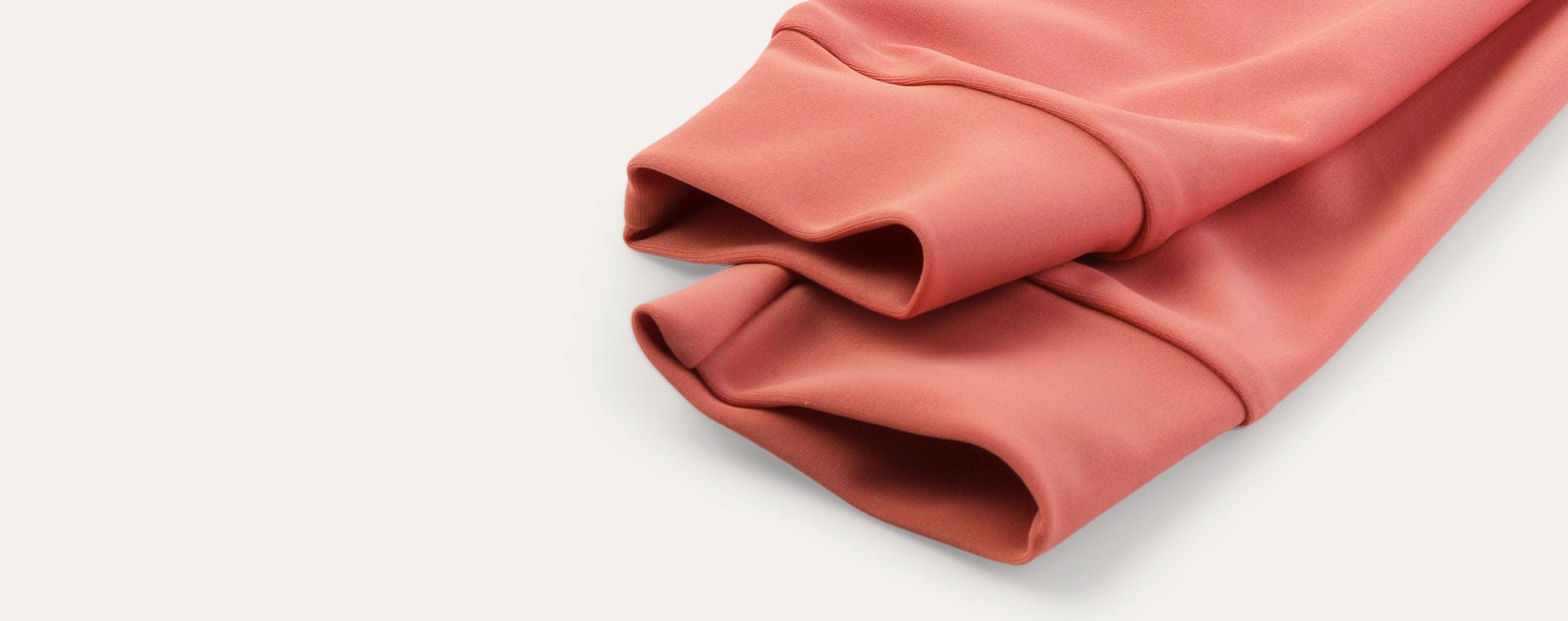 Coral KIDLY Label Recycled Rash Vest