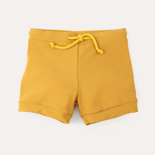 Ginger KIDLY Label Recycled Swim Trunks