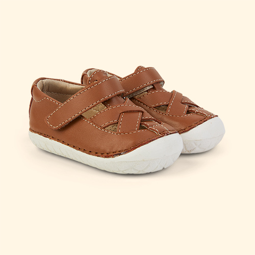 Tan old soles Pave Thread