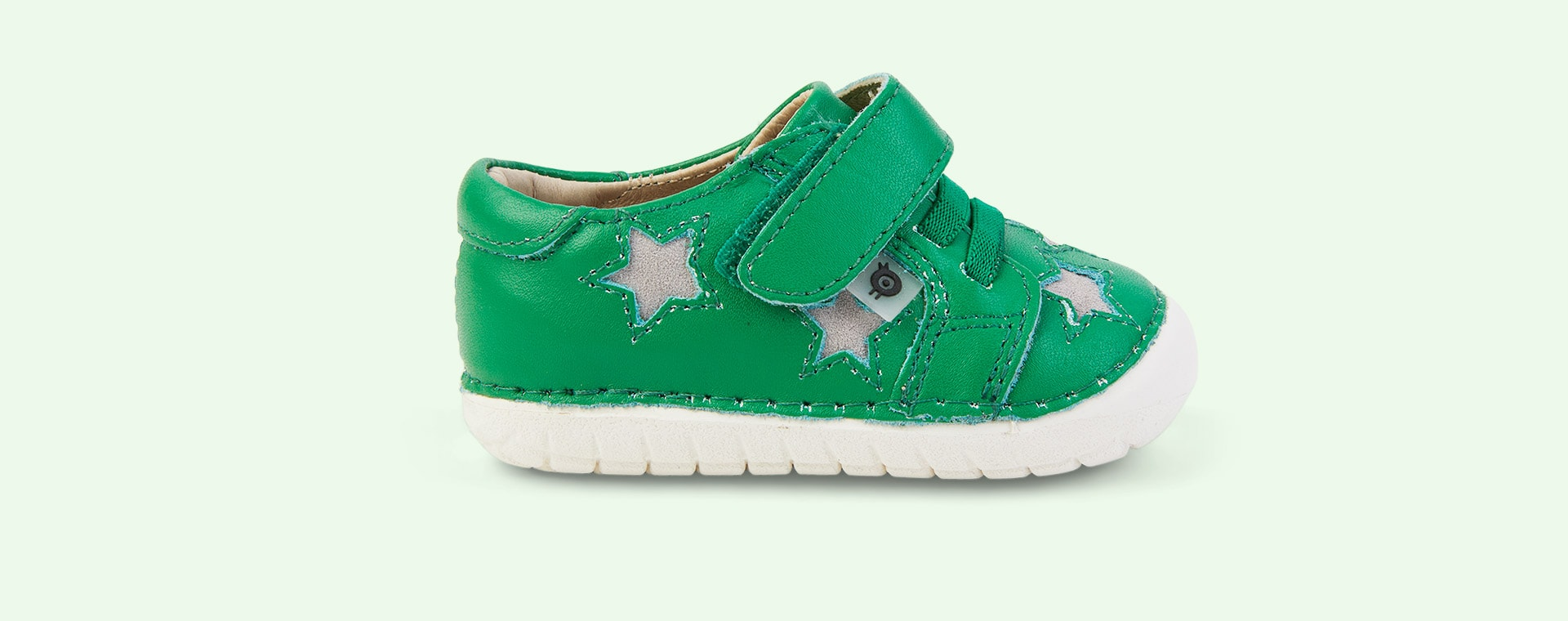 Neon Green/Grey Suede old soles Starey Pave