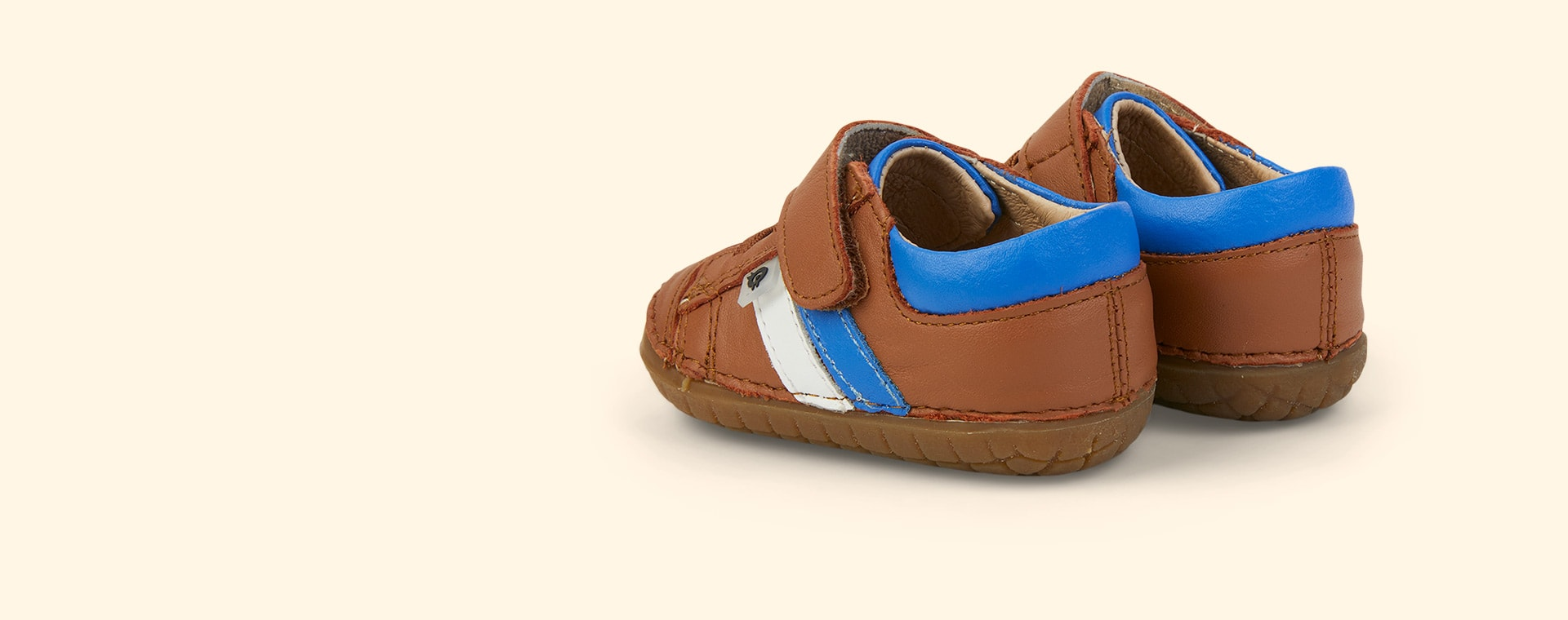 Tan/ Neon Blue/ Snow old soles Shield Pave