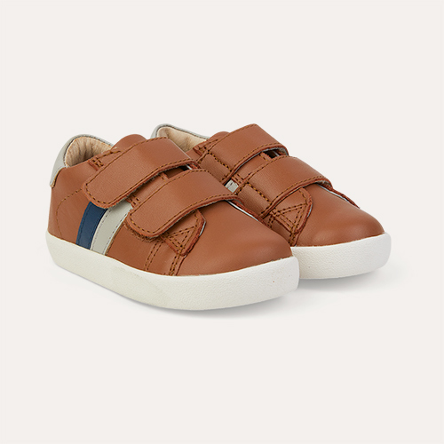 Tan/Gris/Jeans old soles Toddy Sport