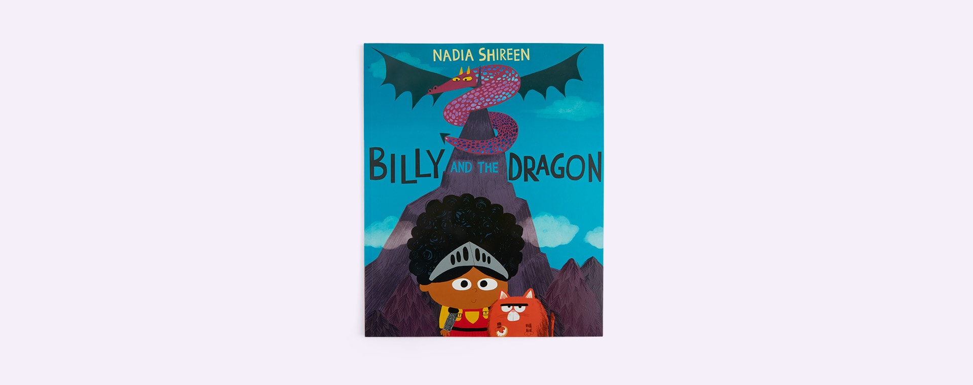 Multi bookspeed Billy And The Dragon